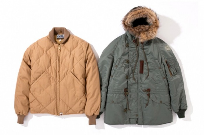 STYLE: A Bathing Ape x Toys McCoy 2011 Holiday Jackets