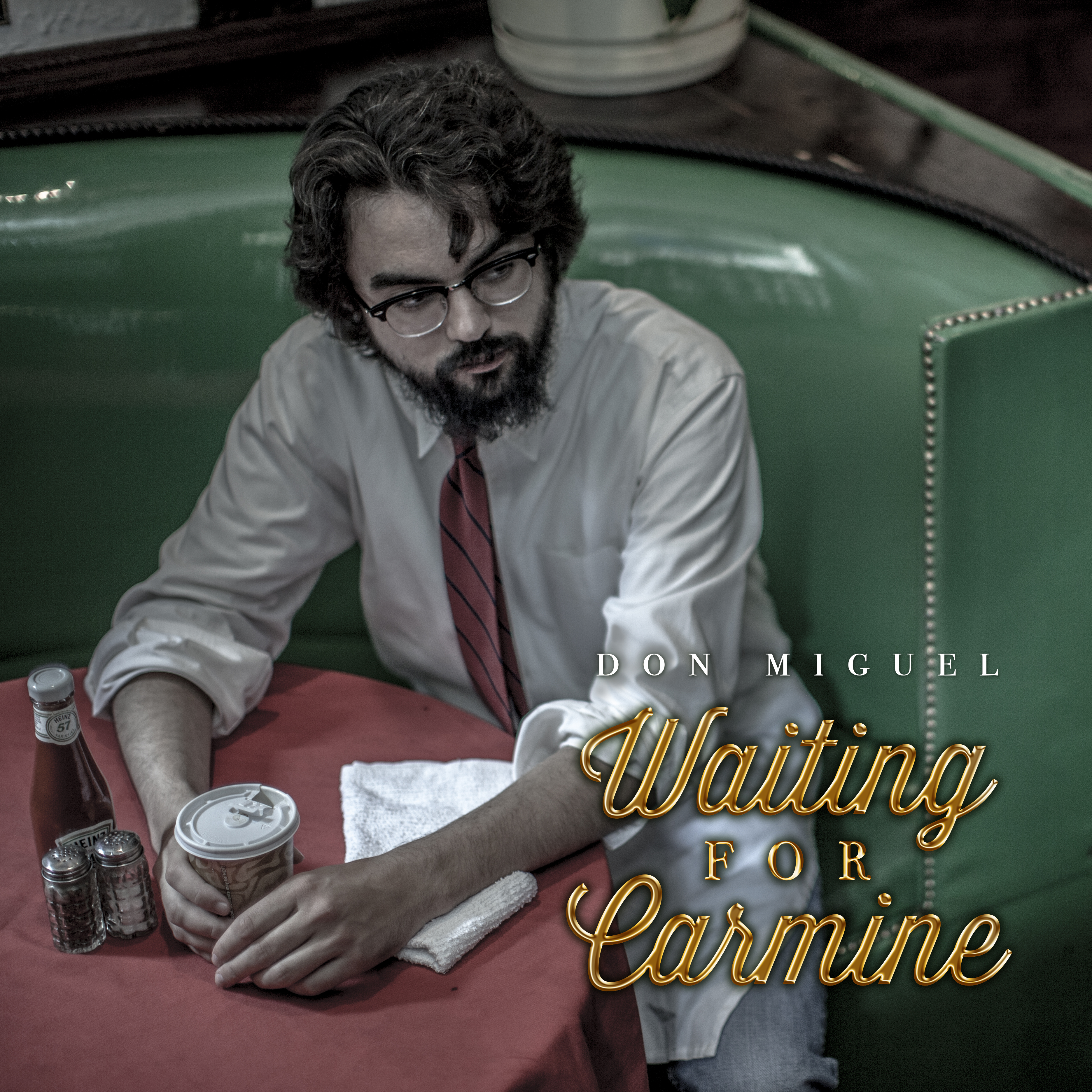 EXCLUSIVE: A Corner Booth at McManus Café – Don Miguel is 'Waiting For Carmine' (VIDEO)