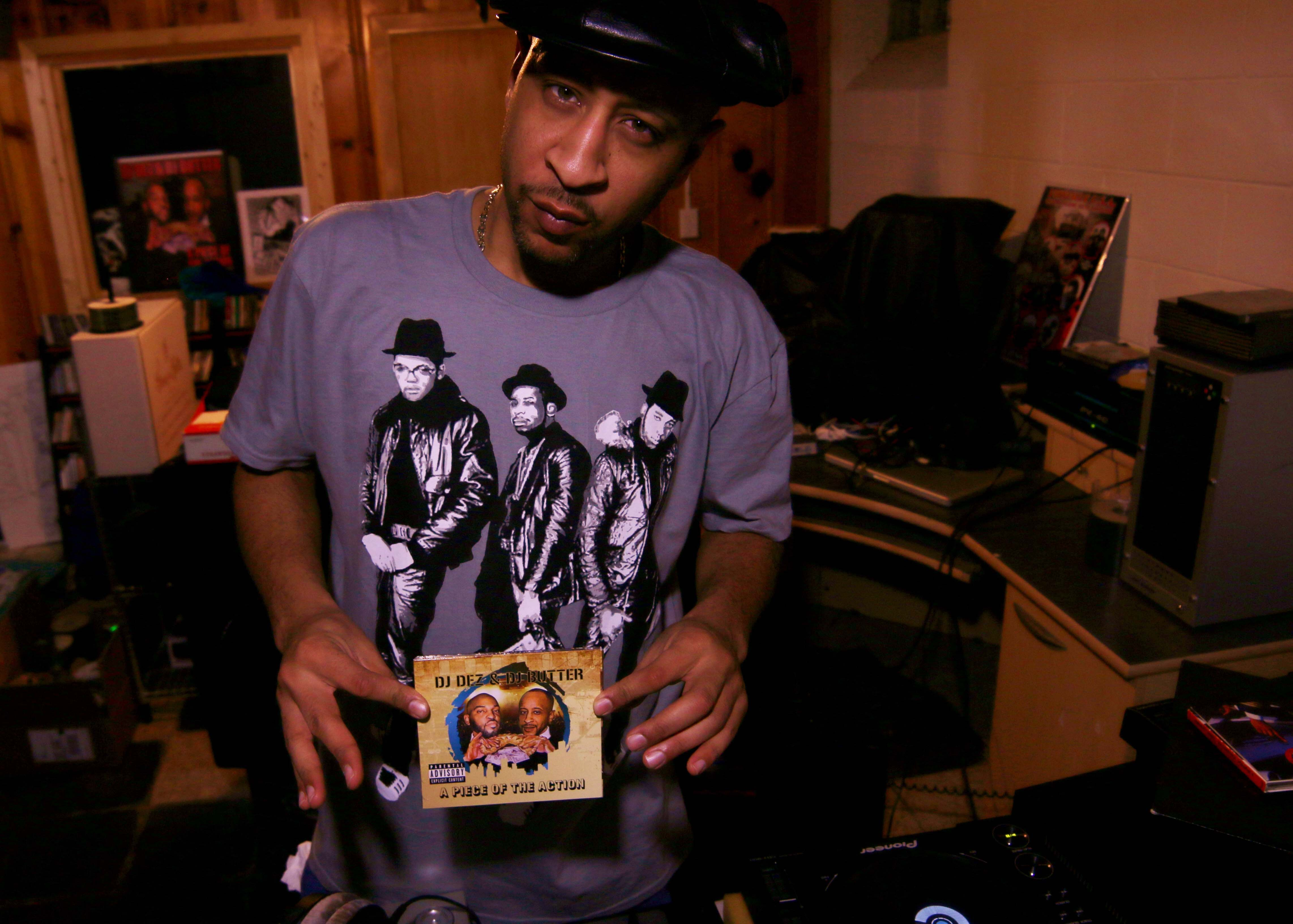 INTERVIEW: DJ Butter, Whipping Up That Soulful Detroit Hip Hop (EXCLUSIVE)