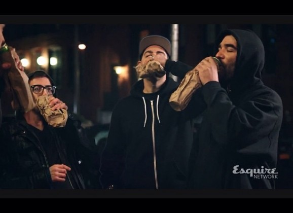 "LIFE: Brown Bag AllStars Sip and Spit With ""Brew Dogs"" on Esquire TV"