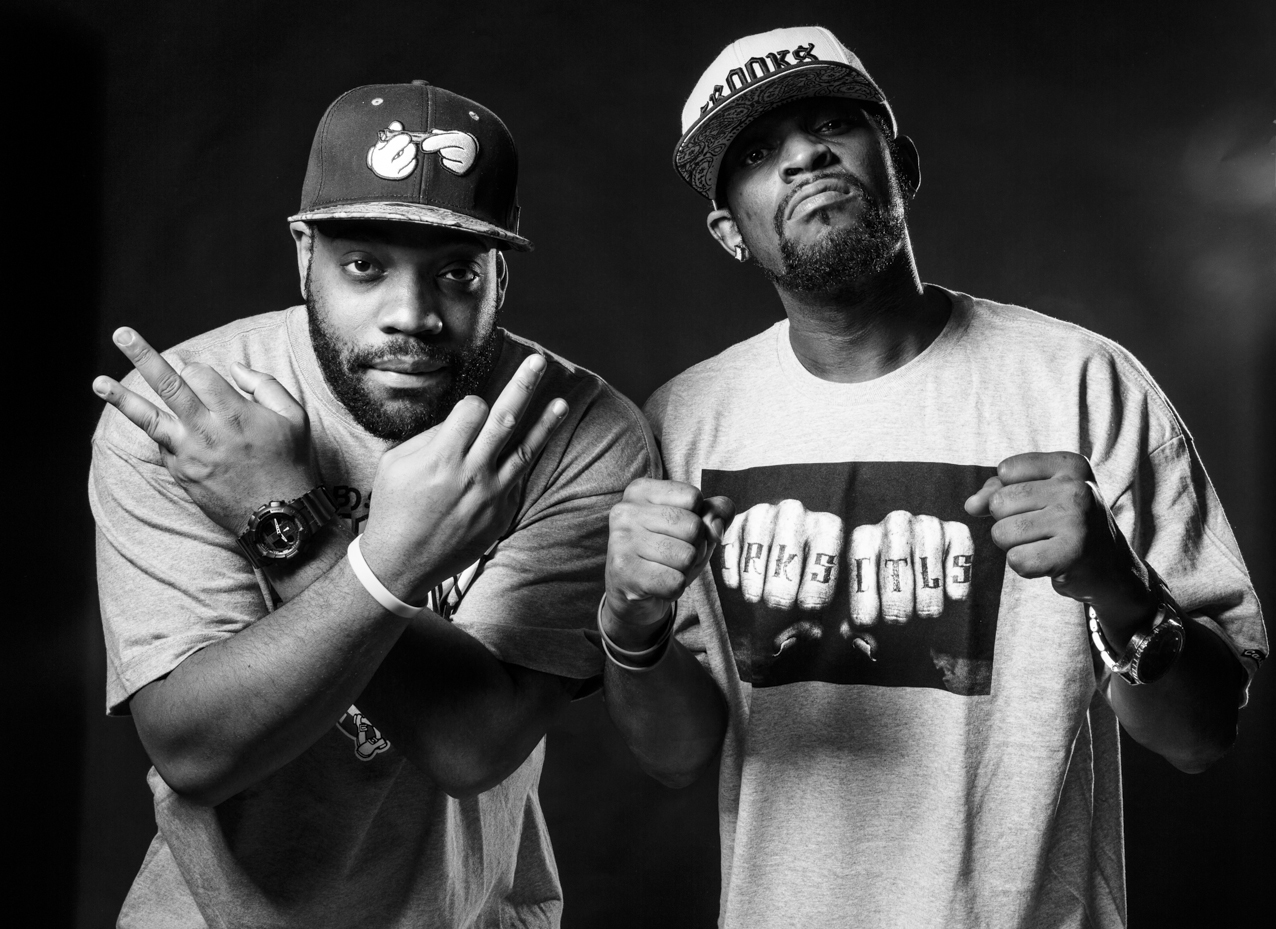 EXCLUSIVE: N.B.S. (E Flash and Vee Knuckles) on 'Seven,' 'Fresh Air,' INTL Collabs + MORE (VIDEO)