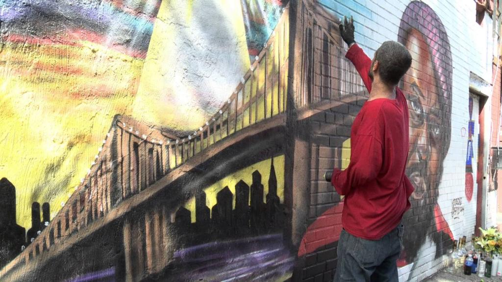 ART: Sean Price (The All Time Great) Mural Tribute (VIDEO)