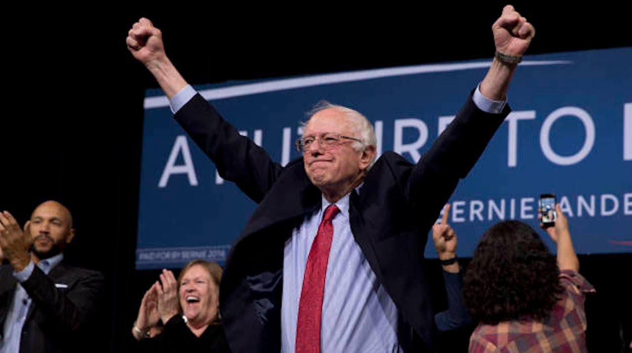 LIFE: Bernie Sanders Keeps Rising In National Polls