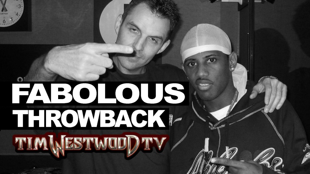 BARS: Fabolous freestyle legendary unreleased throwback from 2003 - Westwood