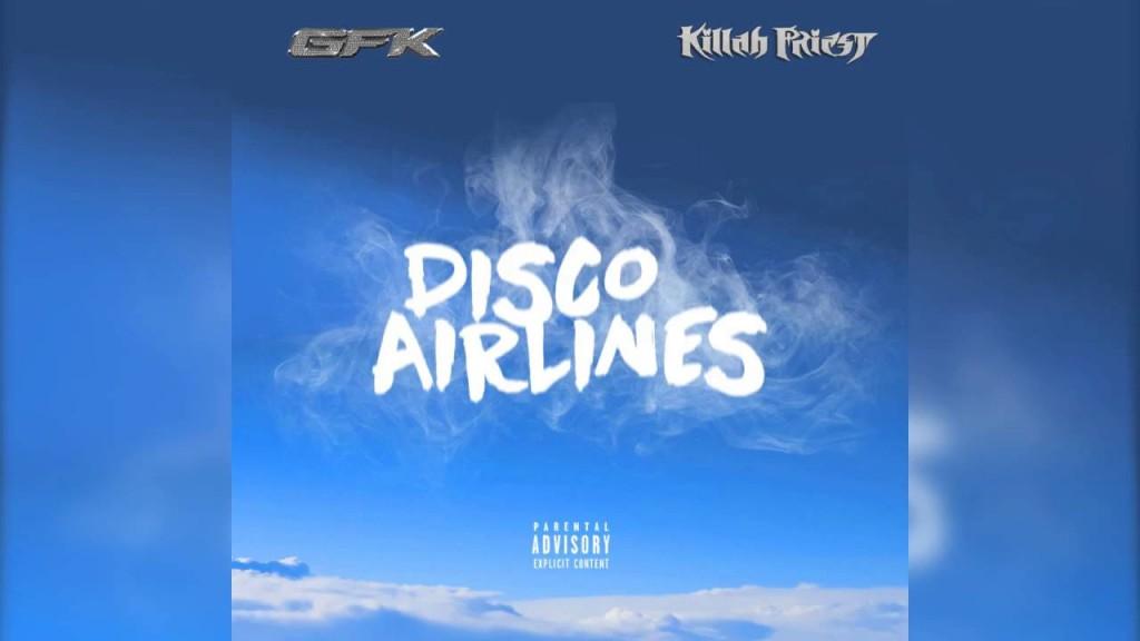 """MUSIC: Ghostface Killah & Killah Priest """"Disco AirLines"""""""