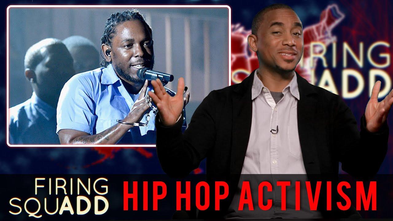 LIFE: Reviving Hip Hop Through Black Activism ft. Tony Rock – Firing SquADD ft. Maronzio Vance
