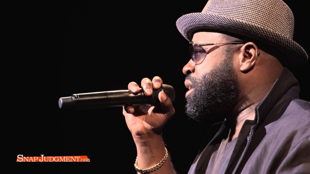 "LIFE: Tariq ""Black Thought"" Trotter Rocks Snap Judgment LIVE in NYC!"