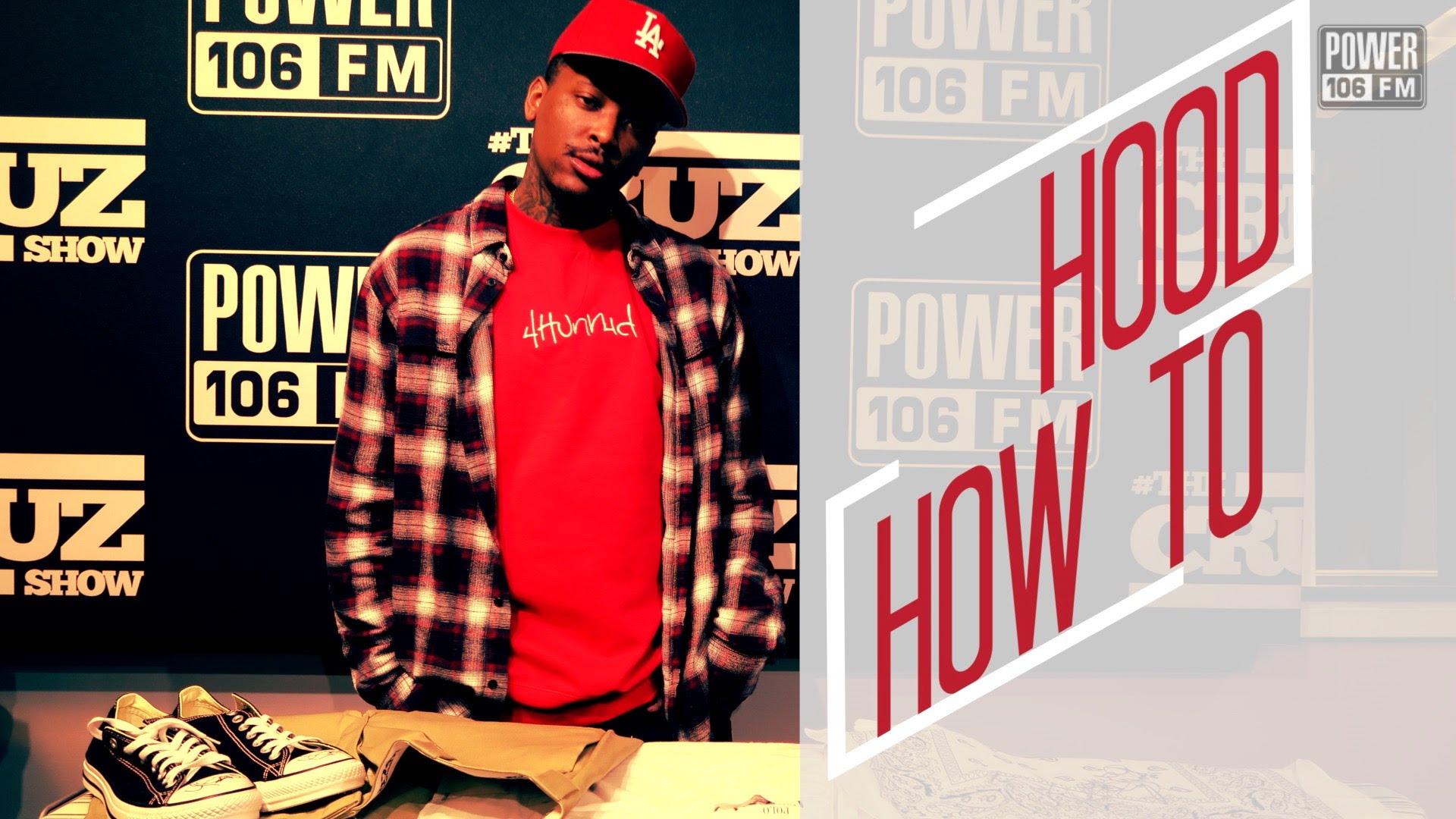 STYLE: YG Gives Us Hood Fashion Tips