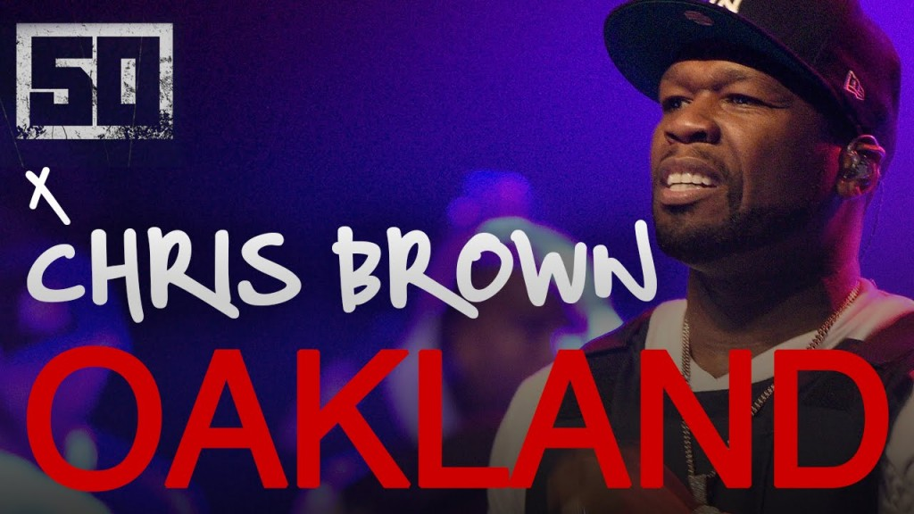 LIFE: 50 Cent x Chris Brown - I'm The Man (Live in Oakland)