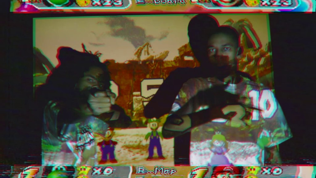 MUSIC: Chuuwee & Trizz - Mario Party (Official Music Video)