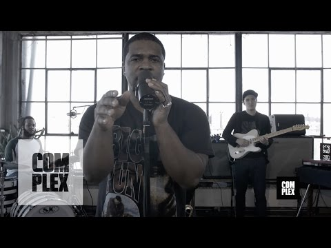 BARS: Complex City Cypher f/ A$AP Ferg, Wiki, Your Old Droog With Christian Scott (Brooklyn, NY)