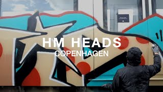 ART: HM HEADS - Copenhagen