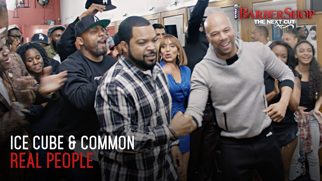 "MUSIC: Ice Cube & Common – ""Real People"" 