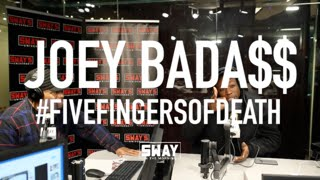 BARS: Joey Bada$$' 5 Fingers of Death May Be the Best of 2016! Plus He Takes Shots!