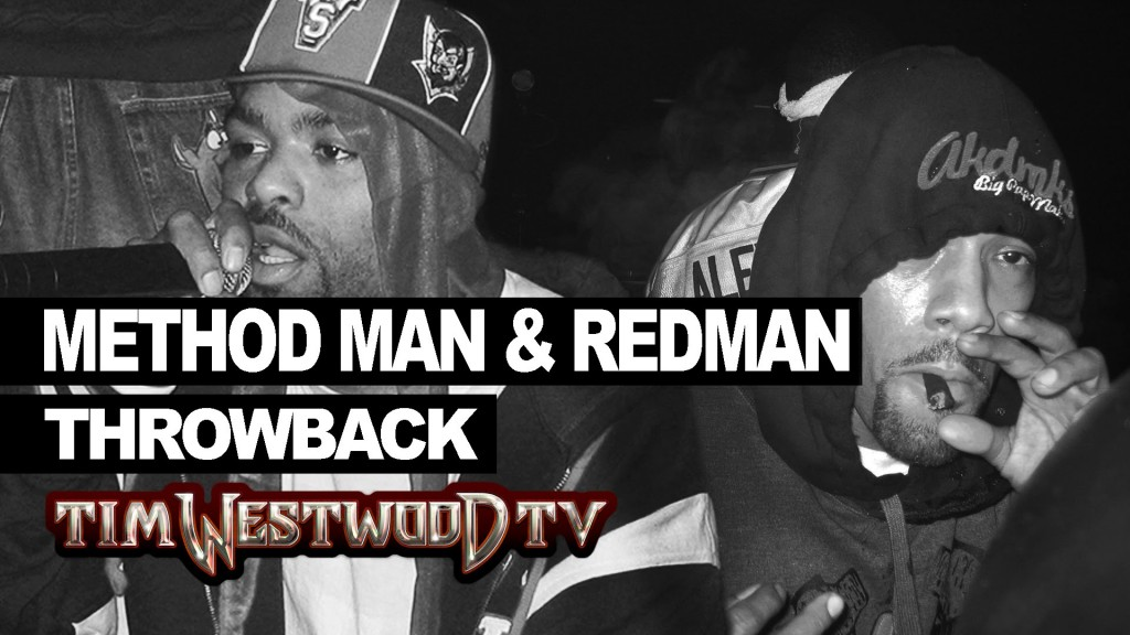 BARS: Method Man & Redman freestyle - BEST EVER! unreleased throwback 1999 Westwood Blackout