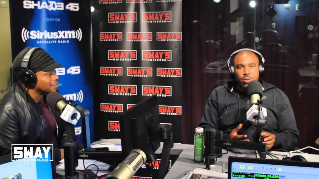 """LIFE: N.O.R.E. and Sway Squash Beef On Air + Talk """"Drunk Uncle"""" Project"""