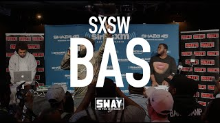 LIFE: Sway SXSW Takeover 2016: Bas Takes Austin to Dreamville with Live 'Too High to Riot' Performance