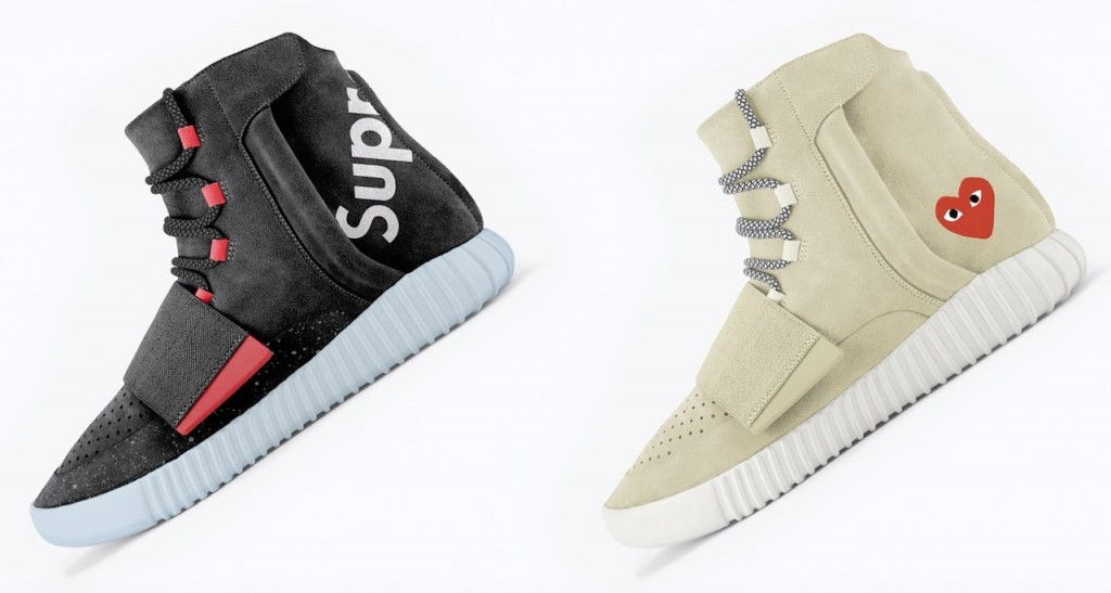 ccdbef7c5 STYLE  What If Supreme And Other High-End Brands Made adidas Yeezy Boost 750