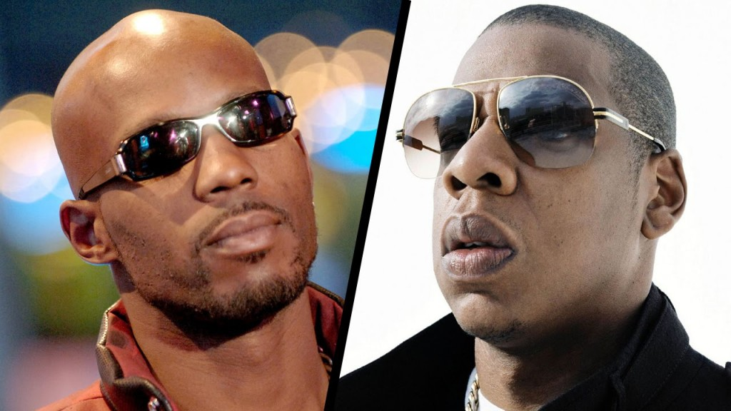 LIFE: Big L Filmed a Rap Battle Between Jay Z & DMX told by Damon Dash