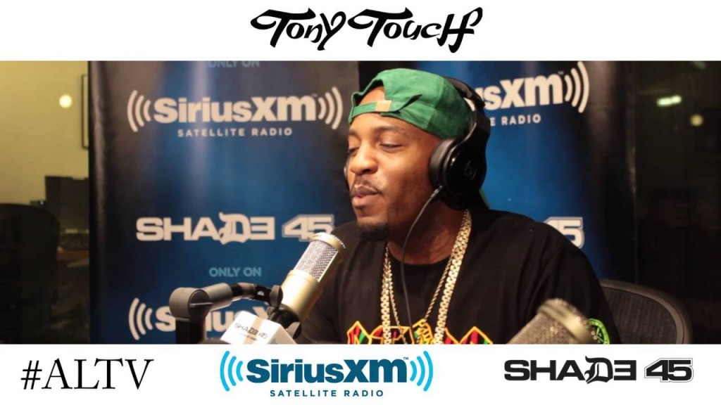 """BARS: Grafh Freestyle On DJ Tony Touch's """"Toca Tuesdays"""" Shade 45 Episode 4/19/16"""
