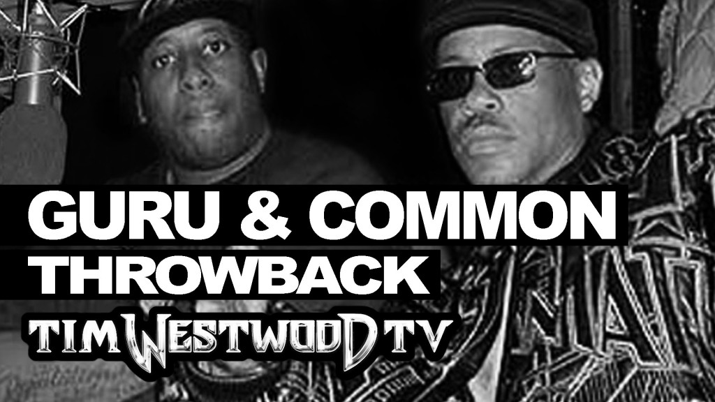 BARS: Guru & Common freestyle back to back on Next Episode - Throwback 2000 Westwood