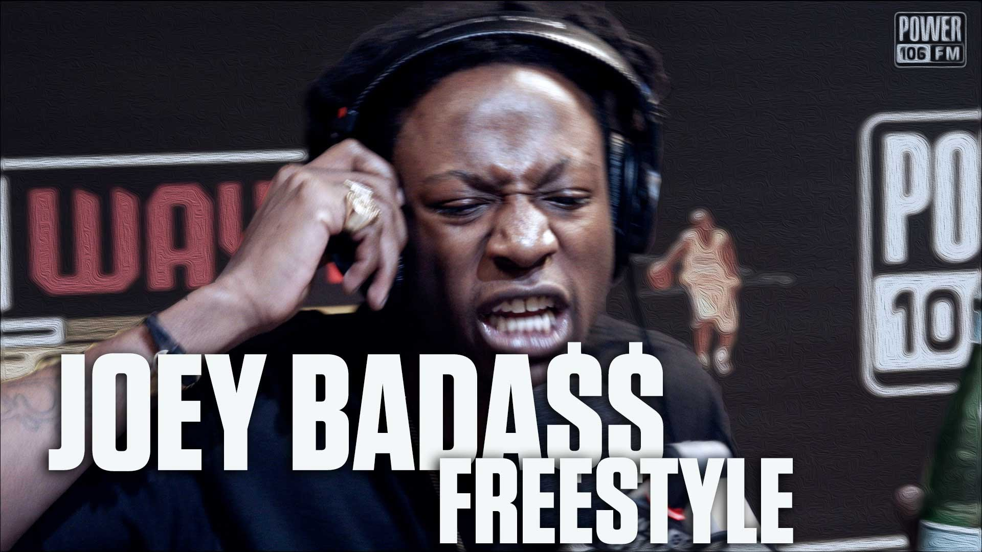 BARS: Joey Bada$$ Freestyles Over Iconic West Coast Beats