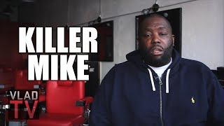 LIFE: Killer Mike on Russell Simmons' 'Bernie Insensitive to Plight of Black People'