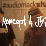 BARS: Koncept & J57 – Live For It Freestyle (Produced By J57) | Bless The Booth Exclusive