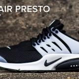 STYLE: Nike Air Presto 'Oreo' and 'Triple White' Quick On Feet Look