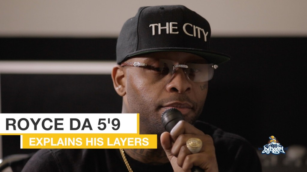 LIFE: Royce Da 5'9 Explains His Layers, the Difference In Working with Eminem, Slaughterhouse, PRhyme