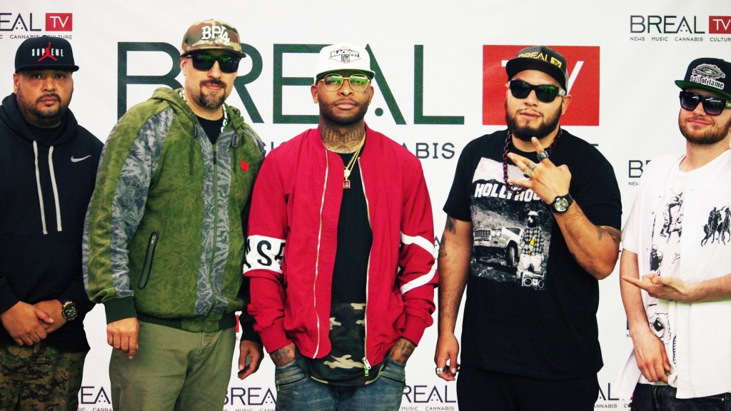 LIFE: Royce Da 5'9 - The Dr  Greenthumb Show | BREALTV