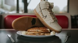 STYLE: The Nike SB Dunk High Waffle Will Make Anybody Hungry For SB Dunks