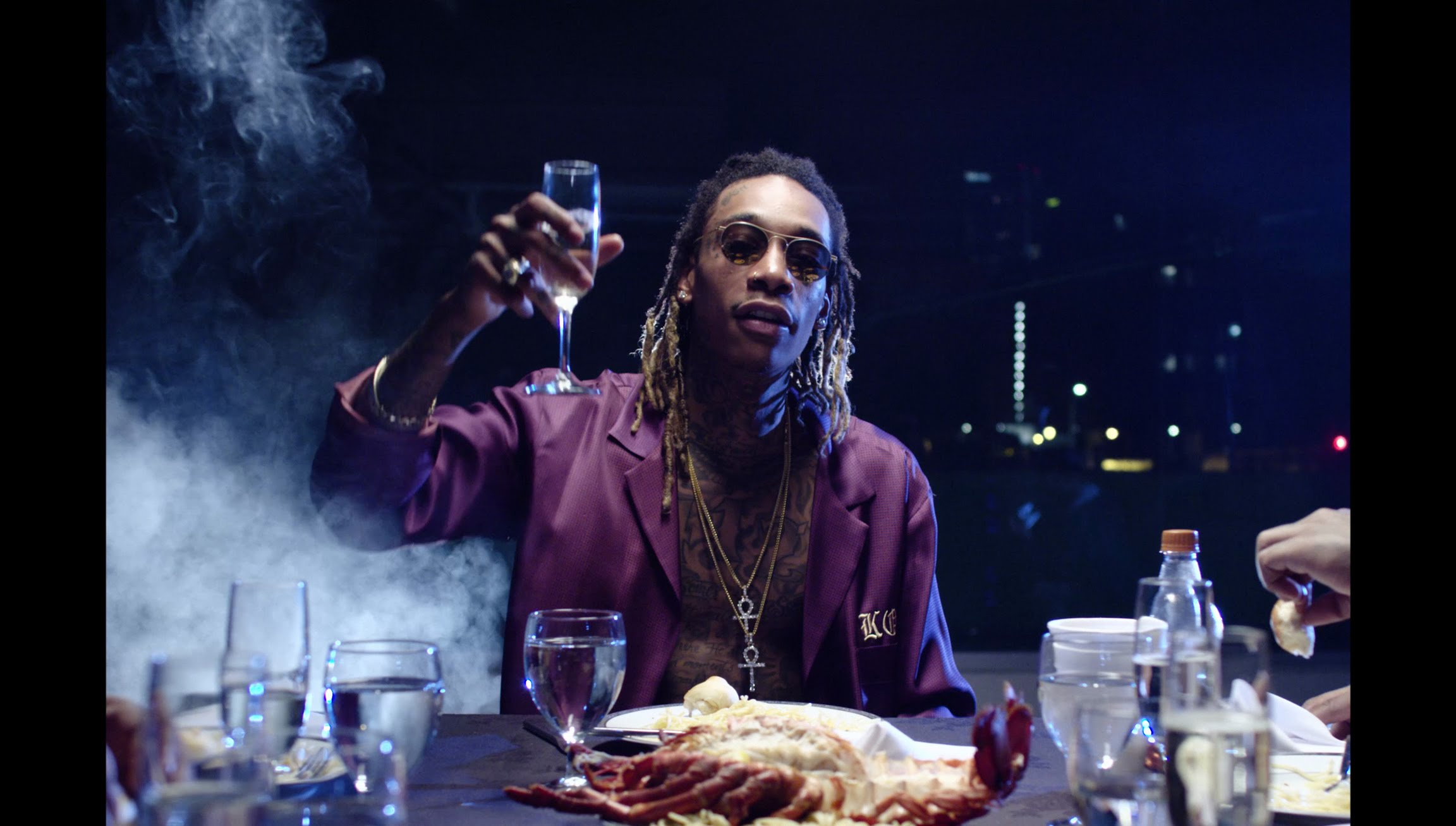 MUSIC: Wiz Khalifa – Elevated [Official Video]