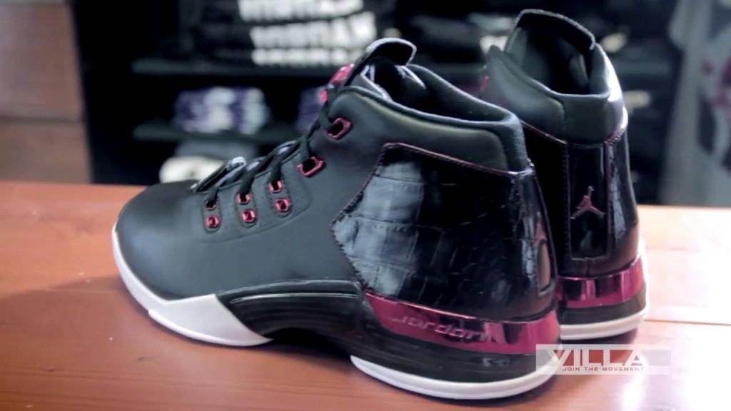 "STYLE: Air Jordan 17 ""Chicago Bulls"" - Video Preview"