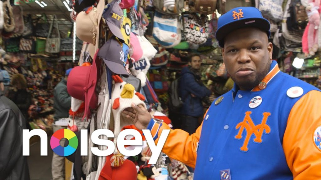 LIFE: Conquering the World with a Beautiful Face: Noisey Raps with Meyhem Lauren
