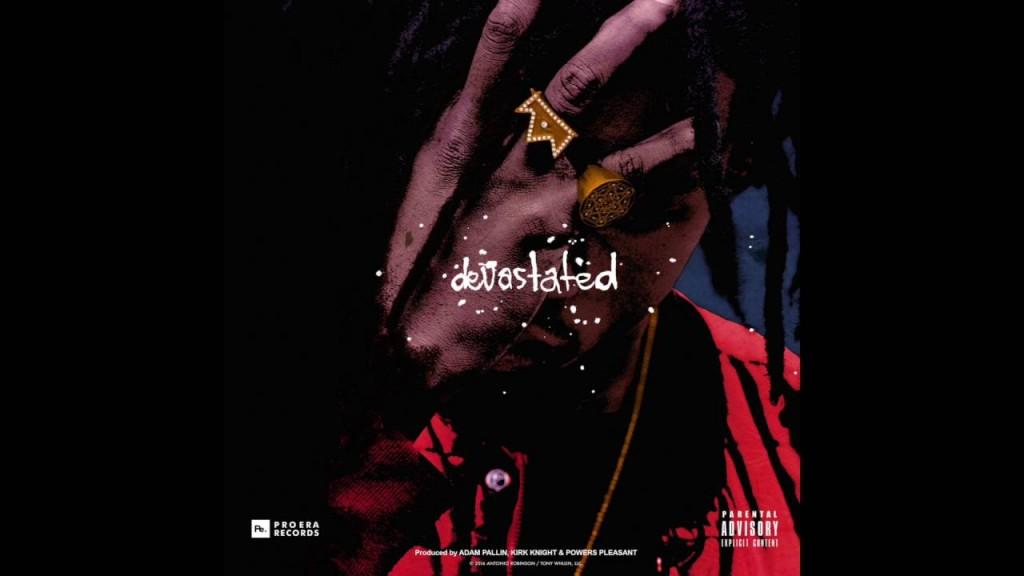 """MUSIC: Joey Bada$$ - """"Devastated"""" (Explicit Audio)"""