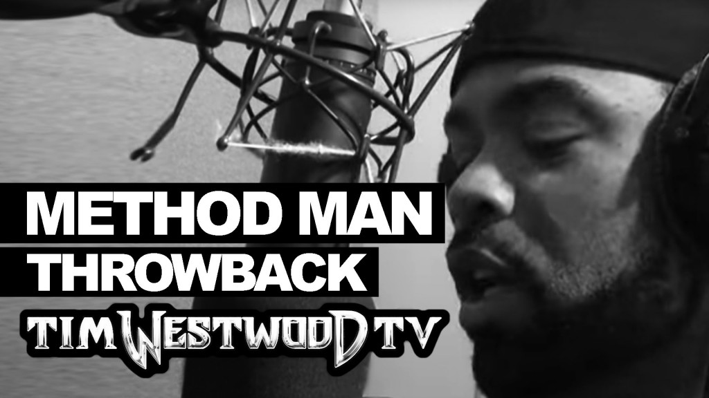 BARS: Method Man freestyle goes off on The Set Up - Throwback 2004 Westwood