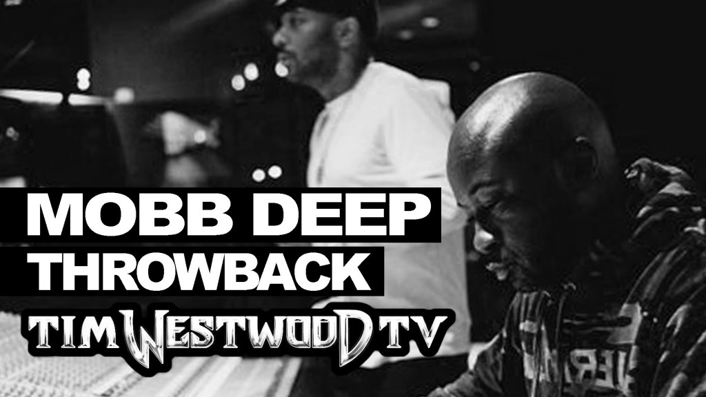 BARS: Mobb Deep freestyle - go off for 20 mins! Never heard before Throwback - Westwood