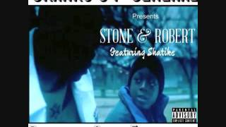 BARS: DROPPING GEMS FREESTYLE  by Stone & Robert (Skanks & P General)