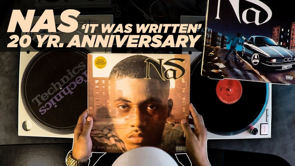 LIFE: Discover Classic Samples Used On Nas - It Was Written - 20yr Anniversary