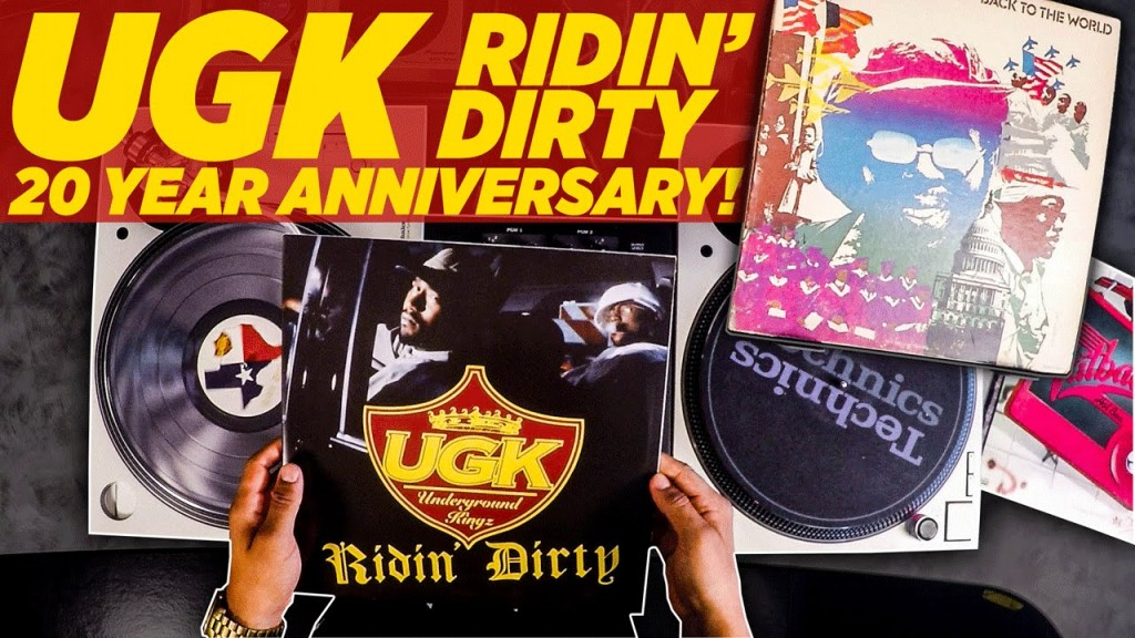 LIFE: Discover The Classic Samples Used On UGK's Ridin' Dirty