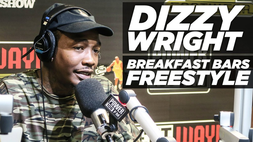 BARS: Dizzy Wright 'Breakfast Bars' Freestyle #TheCruzShow