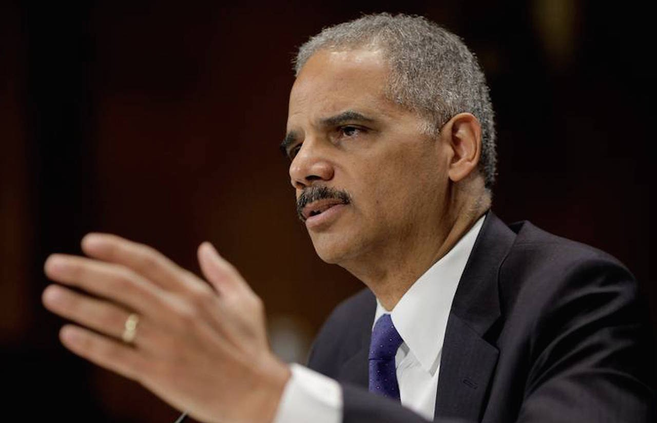 LIFE: Eric Holder Looked The Other Way On Narco-Laundering HSBC Bank