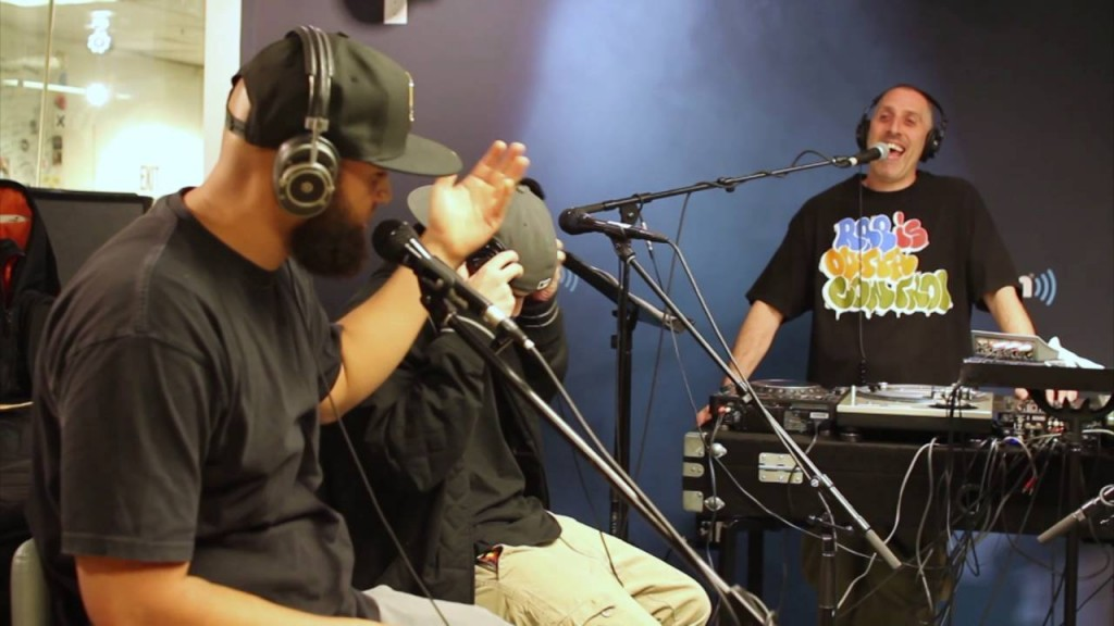 LIFE: Homeboy Sandman talks Kindness For Weakness album | Interview | Rap Is Outta Control