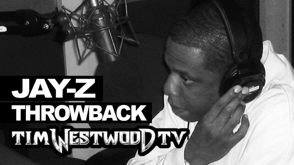 BARS: Jay-Z rare unreleased freestyle from 2000 - Westwood Throwback