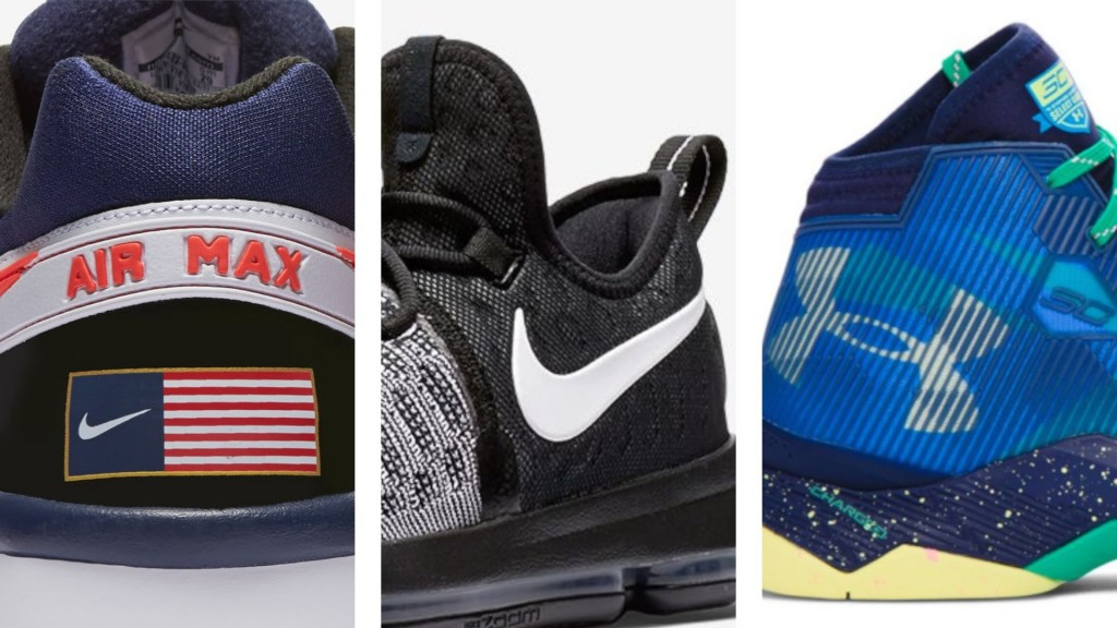 "STYLE: KD 9 ""Mic Drop"", Kyrie 2 ""Triple Black"", Curry 2 5 ""SC30"" and more on Heat Check"