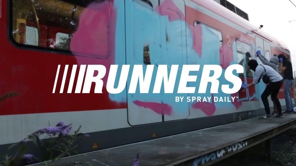 ART: RUNNERS 03 - Reko GBR and the Nice Guys