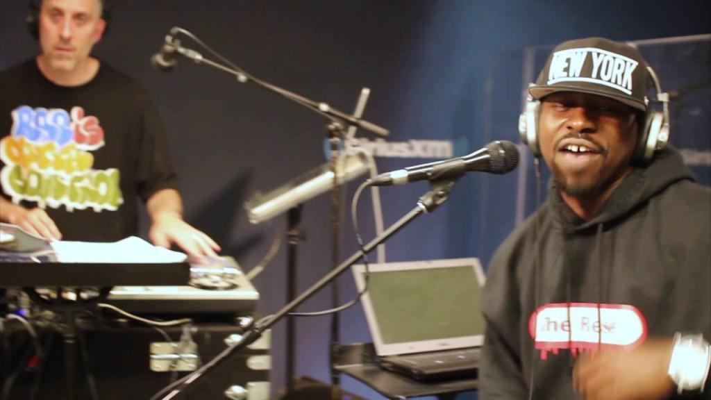 BARS: Scrooge Owens, Homeboy Sandman, & A-F-R-O | Freestyle | Rap Is Outta Control