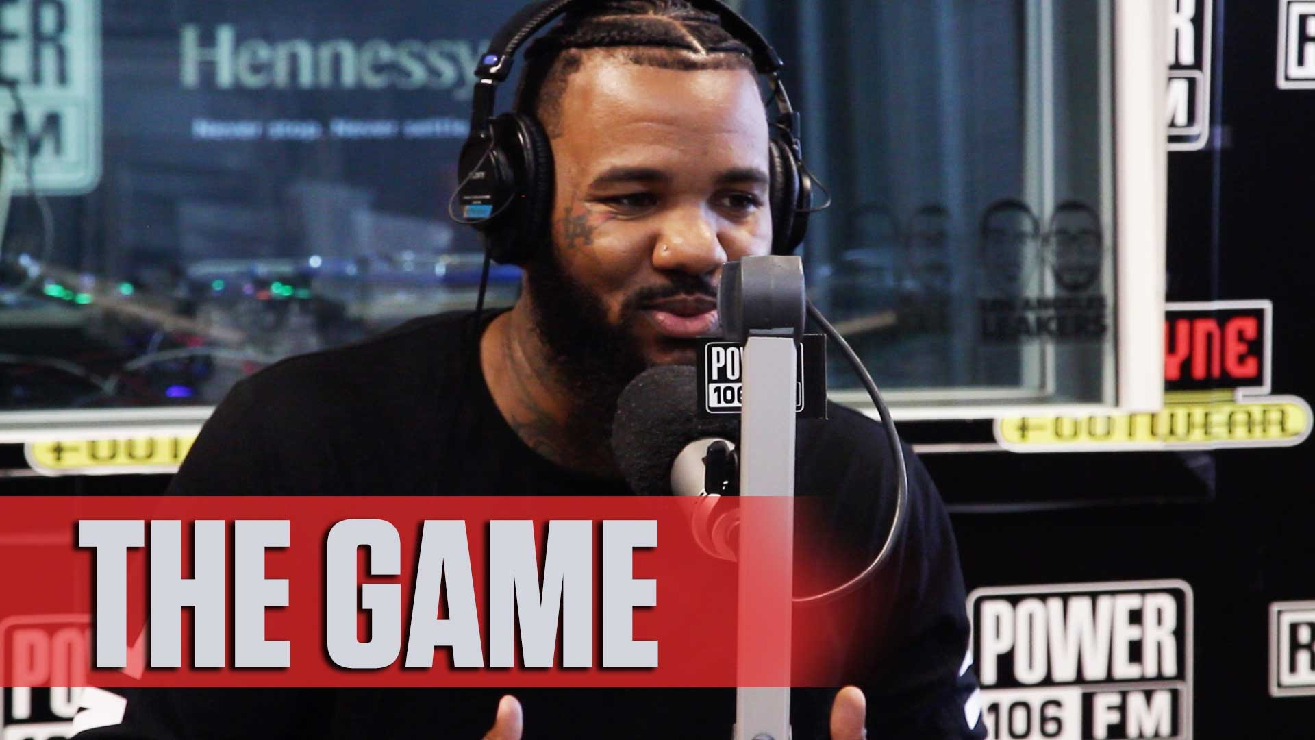 LIFE: The Game's Exclusive Poem On Race In America