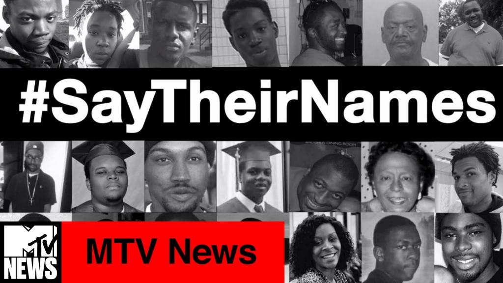 LIFE: Those We Lost to Police Killings | #SayTheirNames | MTV News